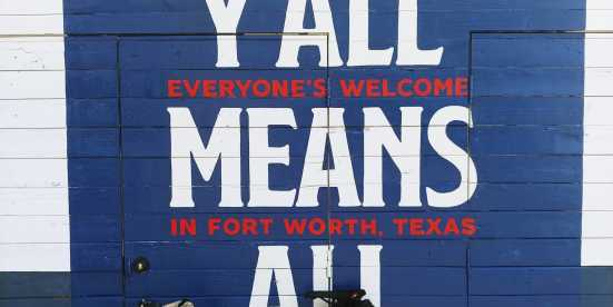 Y'all Means All mural