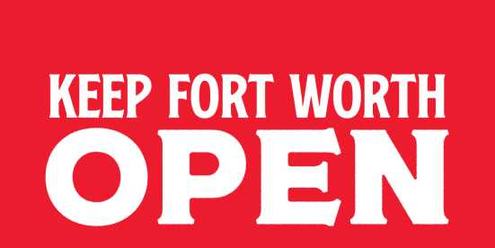 Keep Fort Worth Open