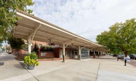 Columbia SC Visitors Center