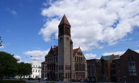 Albany City Hall