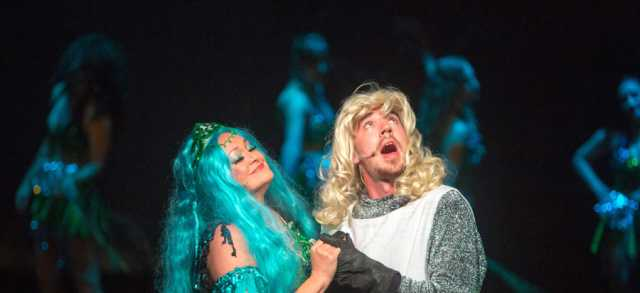 Spamalot by Cottage Theatre