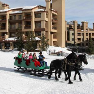 Purgatory sleigh ride