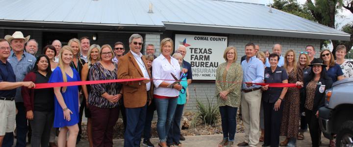 RC - Texas Farm Bureau Insurance in Comal County