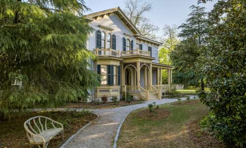 Stop 1 Woodrow Wilson House