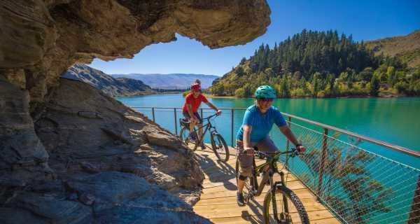 Lake Dunstan Cycle Trail