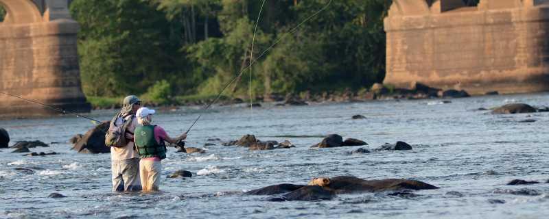 Columbia SC River Fishing