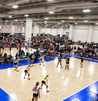 Highschool Volleyball Competition