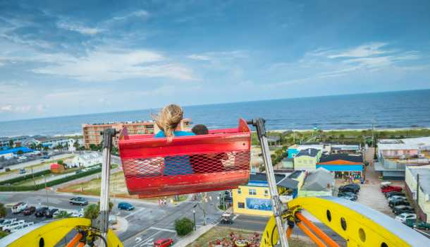 Boardwalk Amusement Ride