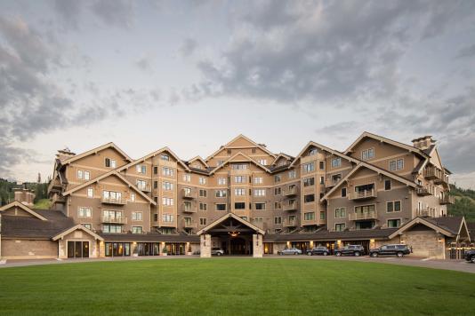 Montage Hotel in Summer