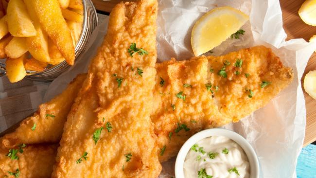 Laurel Highlands Fish Fry Guide 2020