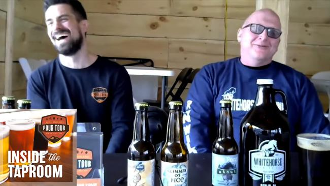 Whitehorse Brewing Podcast
