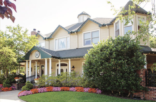 Visit the Sanford House in Downtown Arlington!