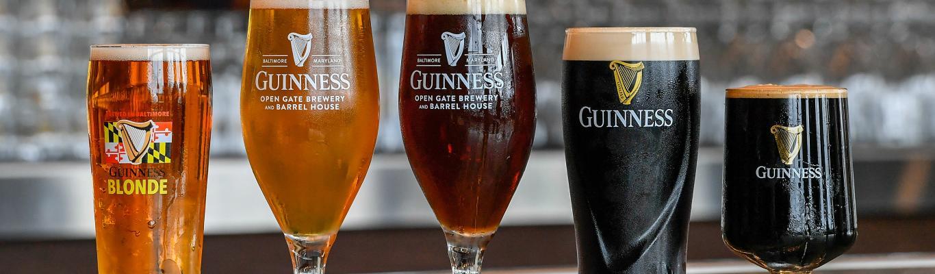 Guinness - Open Gate Brewery