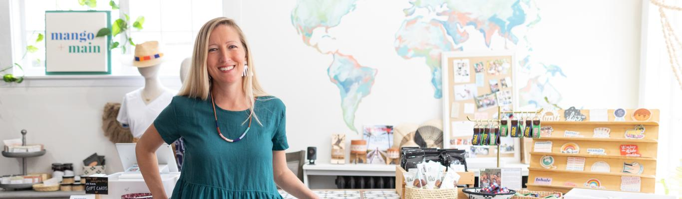 shannon rosenfield of mango and main