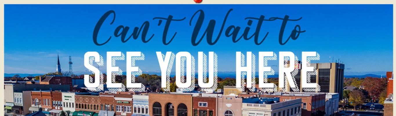 we cant wait to see you - NTTW postcard