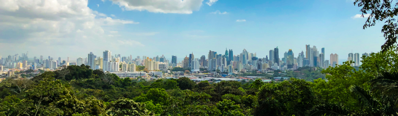 Ancon Hill Panama City