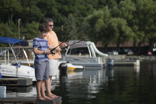 Family Fishing Depot Park Keuka Lake 613 courtesy Stu Gallagher