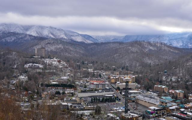 Gatlinburg Winter 2020