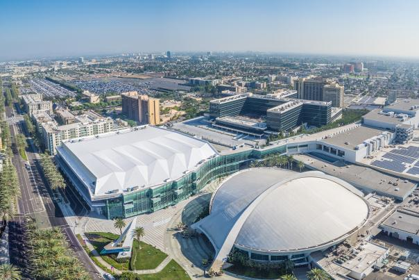 ACC North and Convention Center Arena