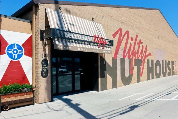 Nifty Nut House in Wichita