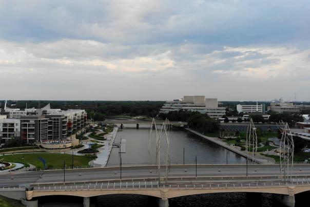 River Vista and Arkansas River