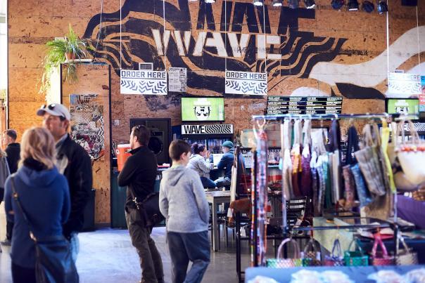 WAVE Farm and Art Market