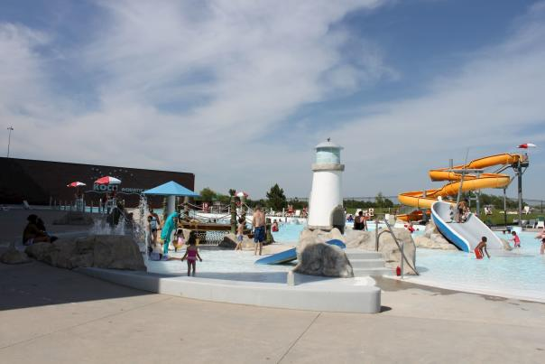 North YMCA Water Park