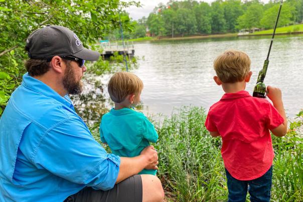Rocky Creek Park Mini Adventure