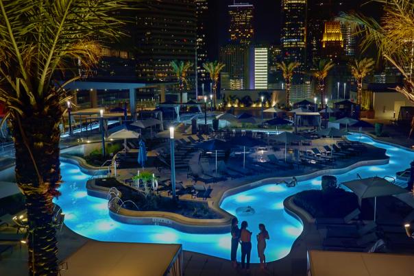 Dallas-Nylo Hotel-Pool