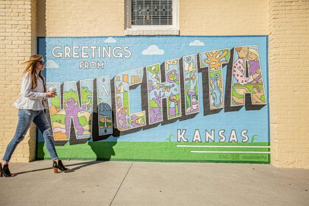 Wichita, Kansas Mural