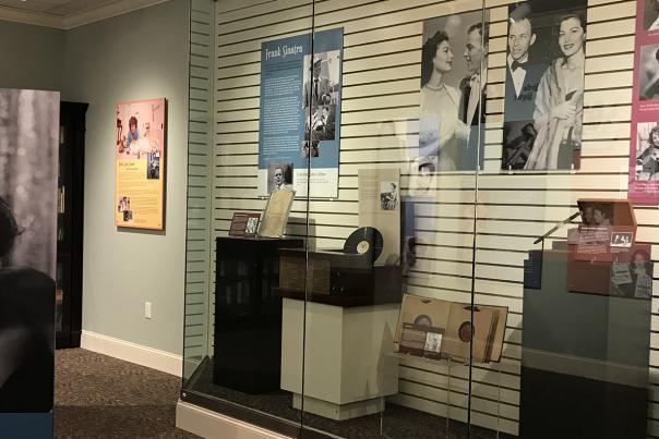 Ava Gardner Museum New Exhibit, Ava: My Real Story, May 2019.