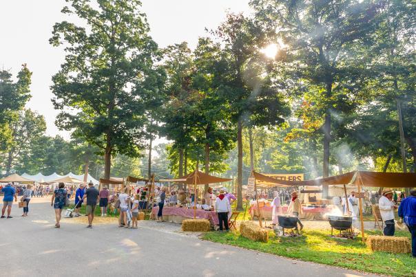 Johnny Appleseed Festival Food Vendors