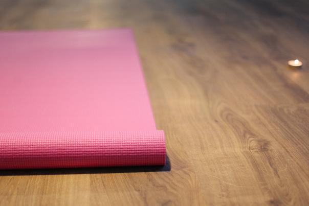 yoga health and wellness web