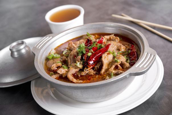 Wu's Fine Chinese Cuisine dish