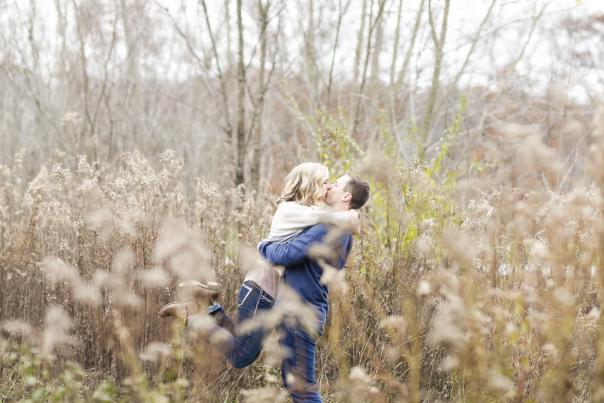 Engaged Couple | Erika Brown Photography