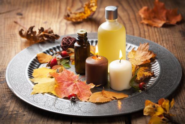 Fall spa items