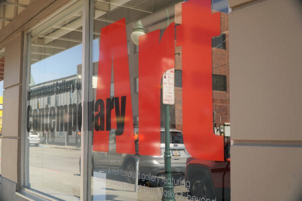 International Gallery of Contemporary Art - Photo by Kathleen Bonnar