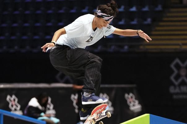 Mariah Duran, Skateboarding, X games, Oslo, Norway, New Mexico Magazine