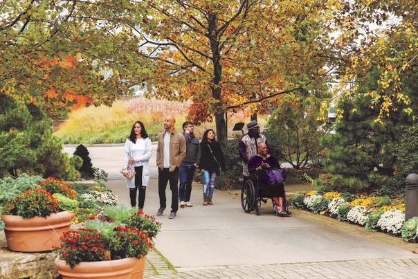 Touring through Frederik Meijer Gardens & Sculpture Park In Grand Rapids, MI