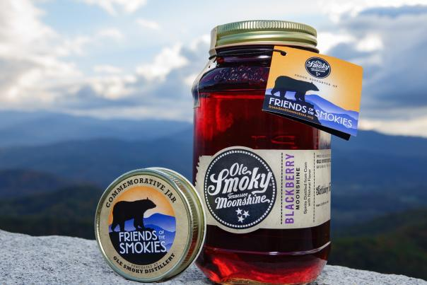 Ole Smoky Distillery Announces Partnership to Support 'Friends of the Smokies' Organization