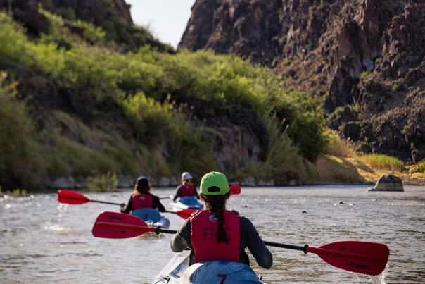 Kayaking-Big Bend-Rio Grande-H