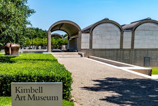Kimbell Art Museum-Fort Worth-H