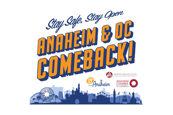 Reopening of Anaheim and Orange County