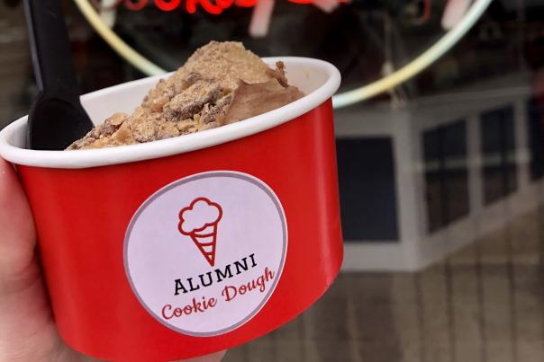 Alumni Cookie Dough