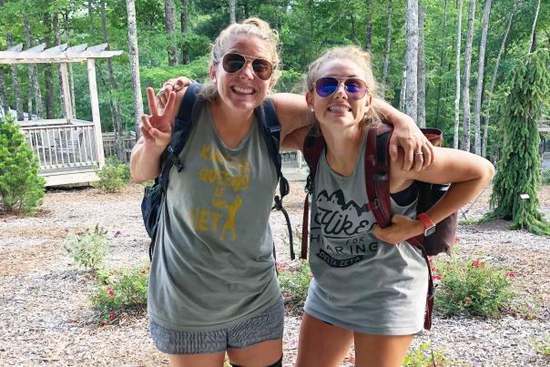 Katelyn and Katelyn