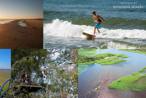 Active adventures to take in the Brunswick Islands