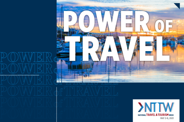 National Travel and Tourism Week 2021