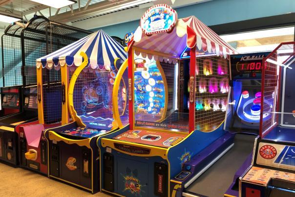 Arcade at EnergyPlex
