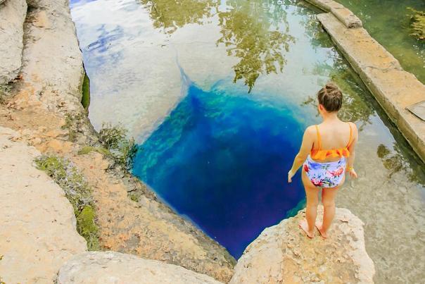 Jacob's Well-Wimberley-Swimming Hole-H