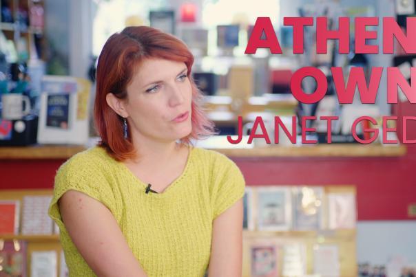 Athens' Own Janet Geddis